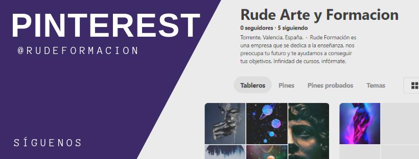 Pinterest Rude Formacion