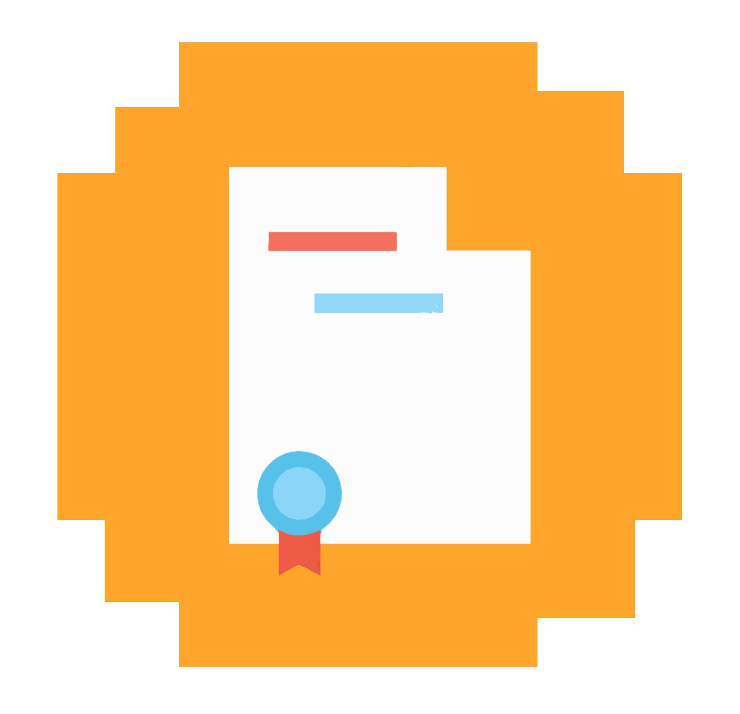 certificado y homologado